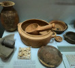 Archaeological Museum of Heraklion - Daily life items found in several places in Crete, such as Apollonia