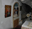 Cave in Panagia church