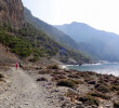 02. Walking near Agia Roumeli
