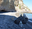 Small west beach, Agia Fotia