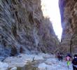 Hiking the way down to Agia Roumeli