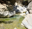 River in Samaria gorge