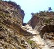 Subgorge in Samaria gorge