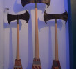 Axes from Niros Mansion