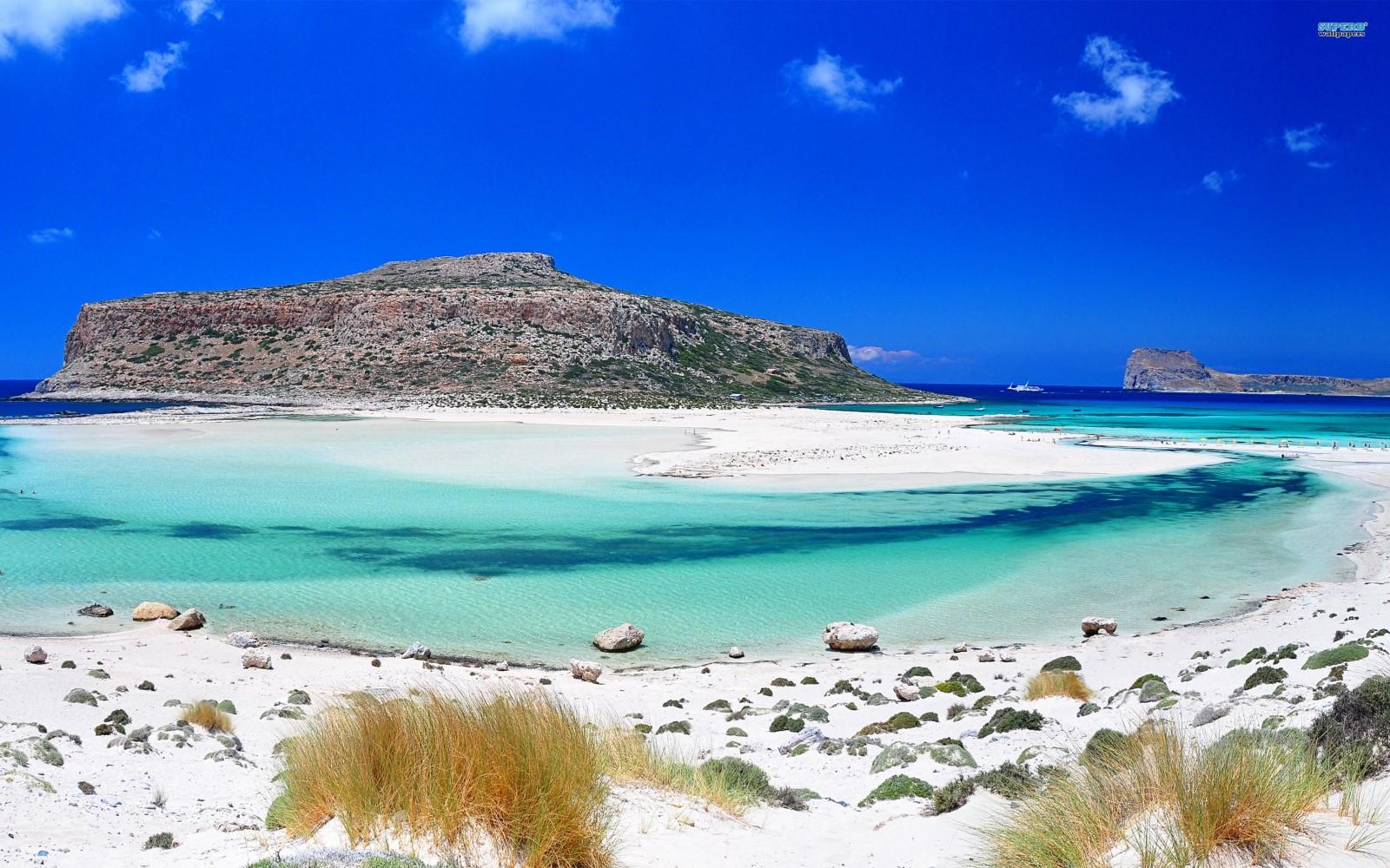 Balos lagoon - Travel Guide for Island Crete, Greece