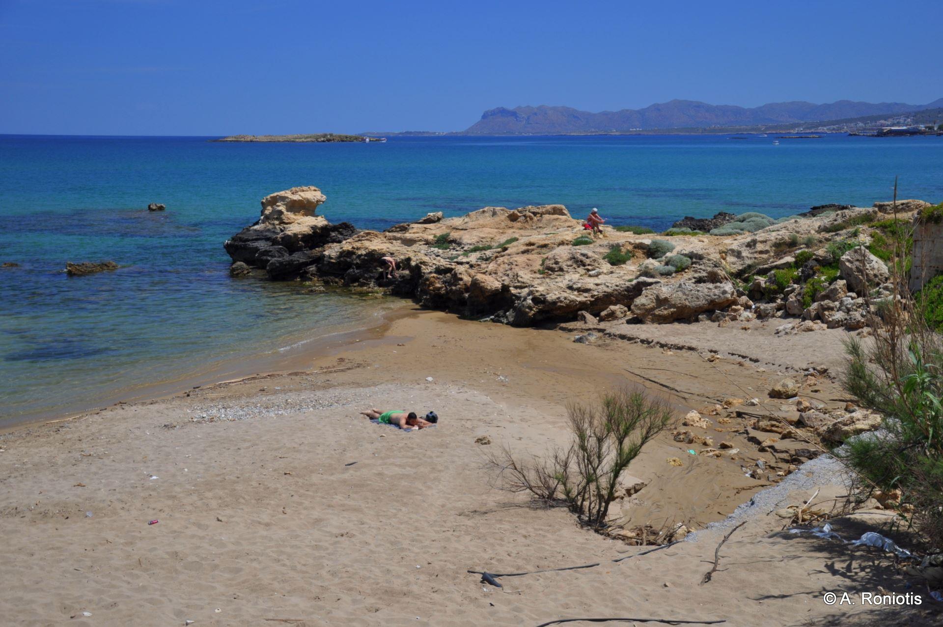 chrissi akti beach chania