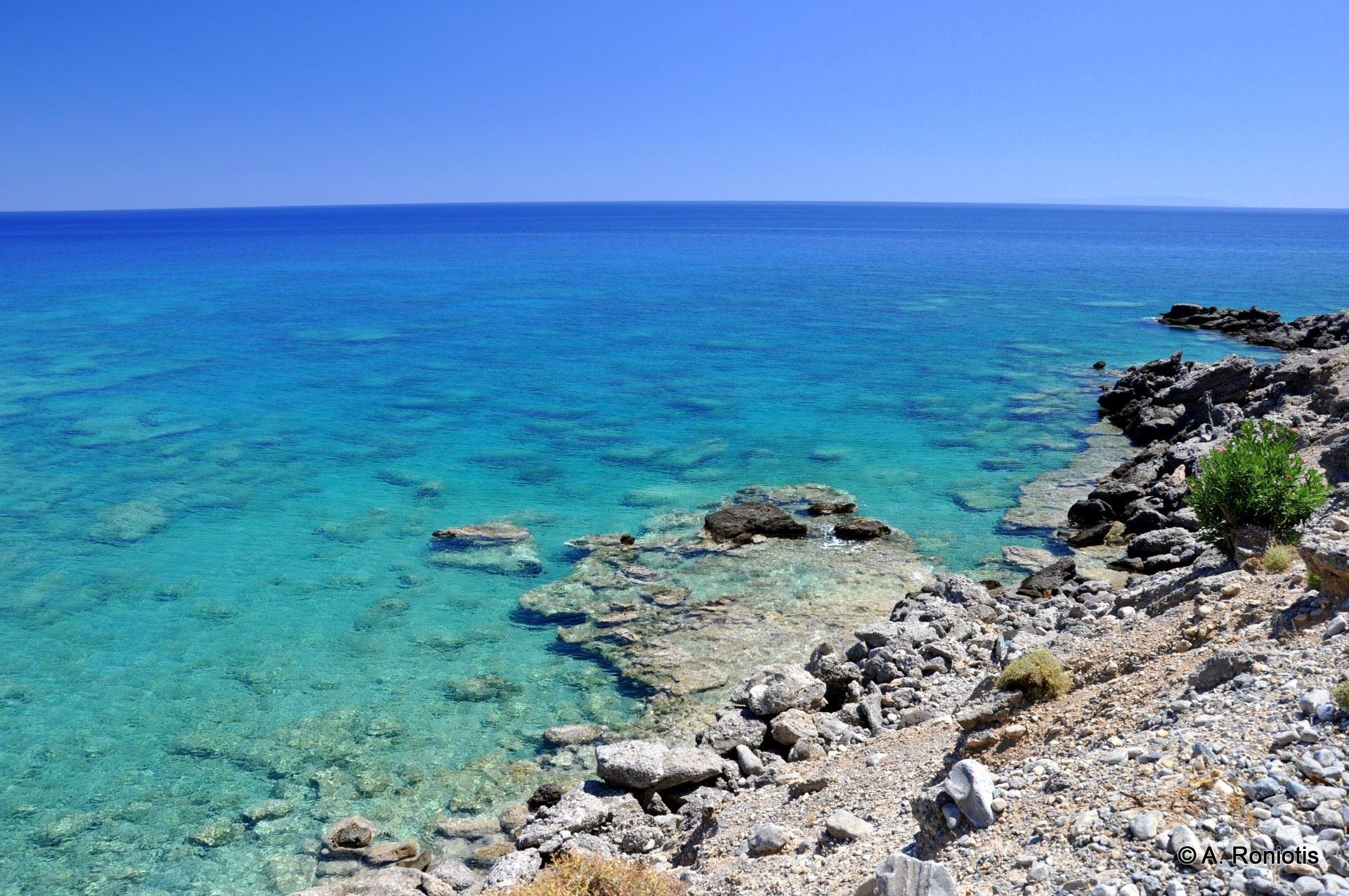 West Crete Beach Filaki