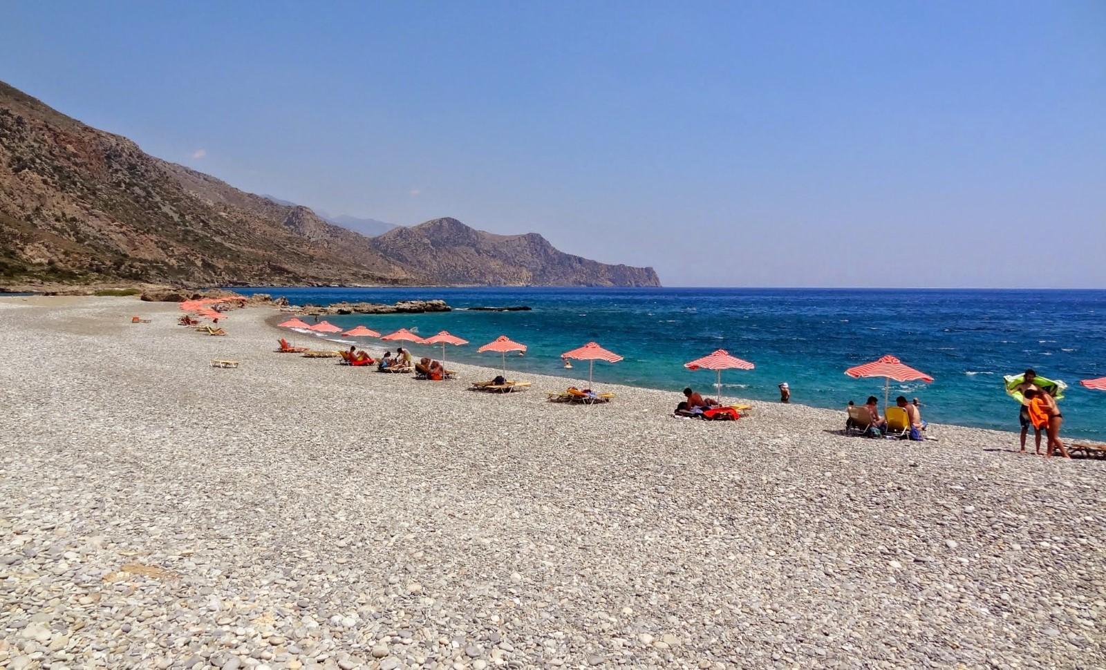 Лучшие пляжи Крита: обзор от Грекомании - Grekomania 91