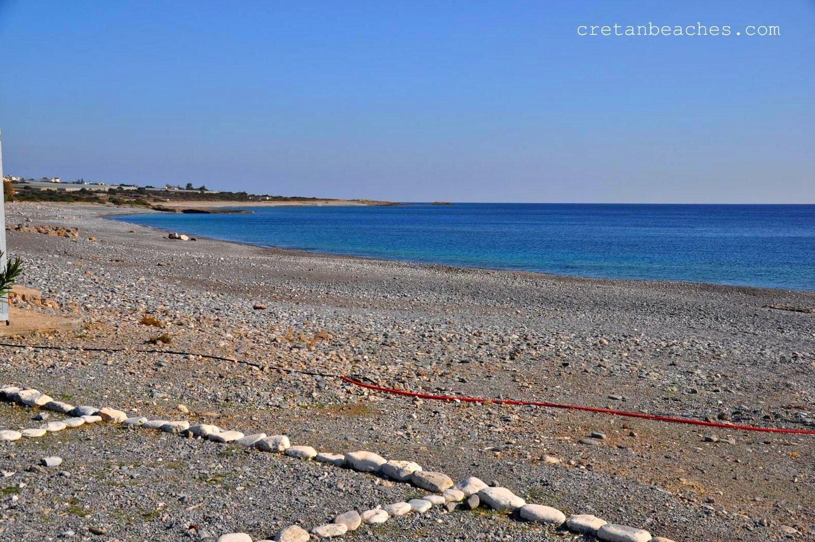 Лучшие пляжи Крита: обзор от Грекомании - Grekomania 85
