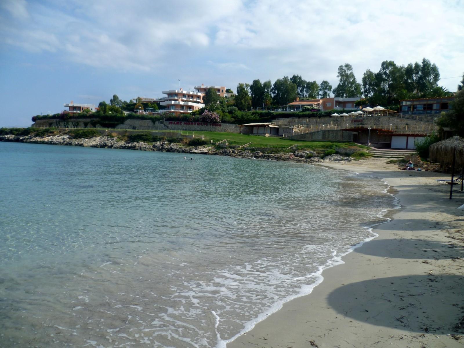 Loutraki Beach Travel Guide for Island Crete Greece