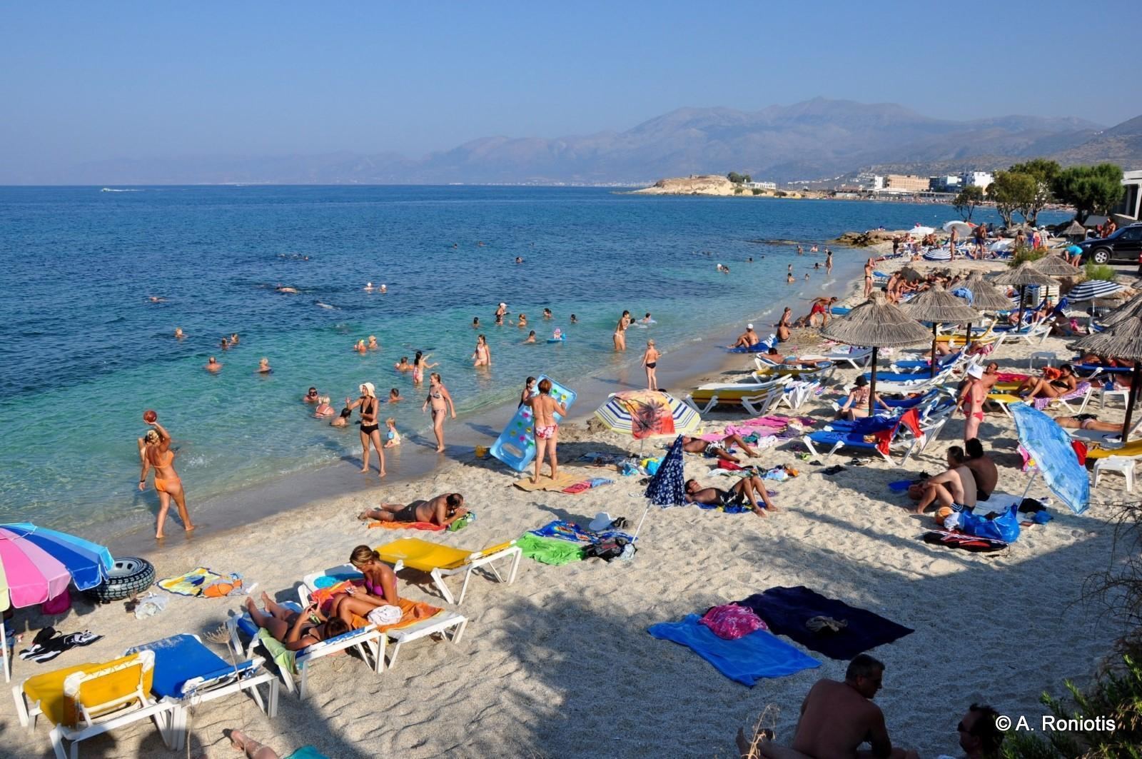 Nudist Beaches and Naturist Beaches on the Greek Island of