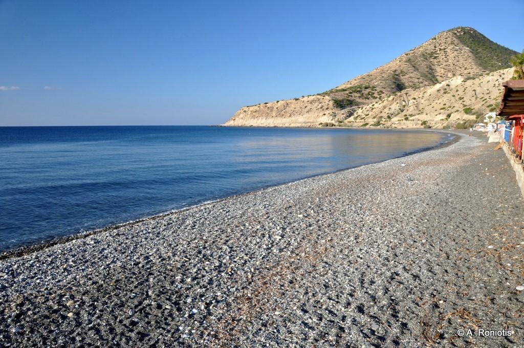 Myrtos Beach Travel Guide For Island Crete Greece