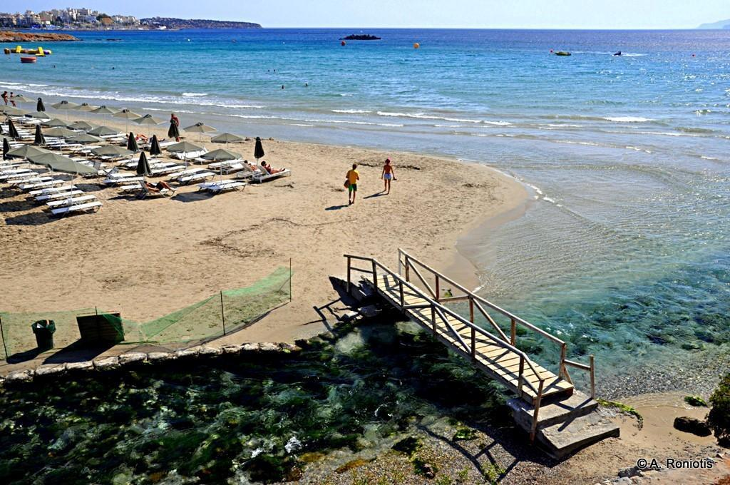 Almiros beach - Travel Guide for Island Crete, Greece