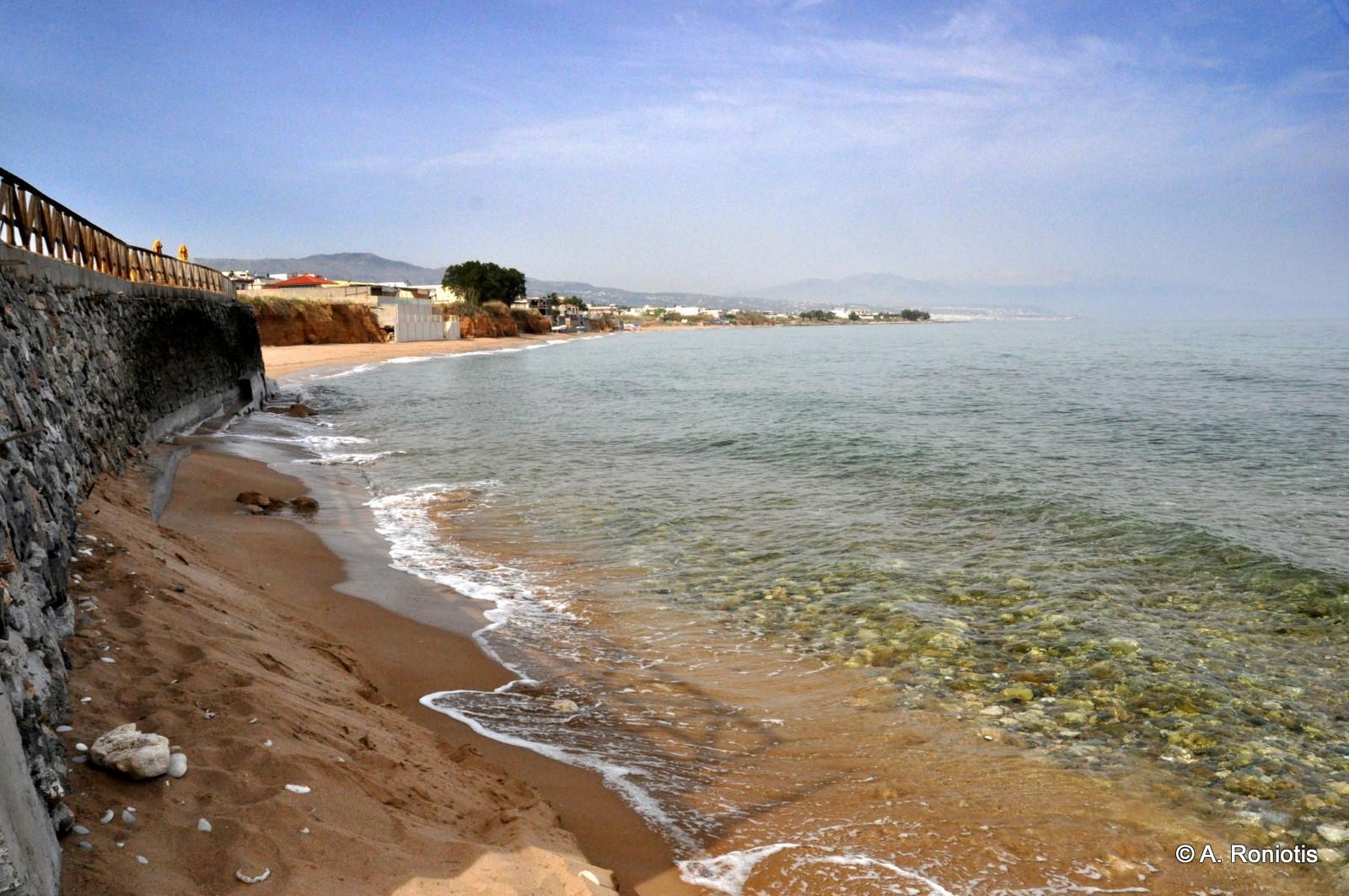 Carte Crete Stavromenos.Skaleta Beaches Travel Guide For Island Crete Greece