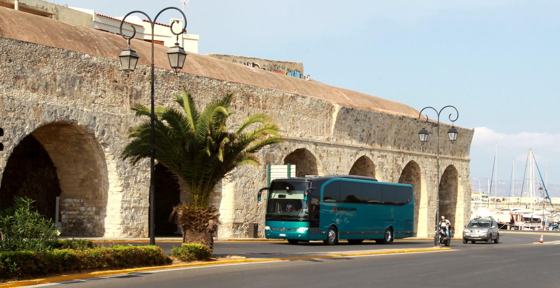Intercity Car Rental Crete