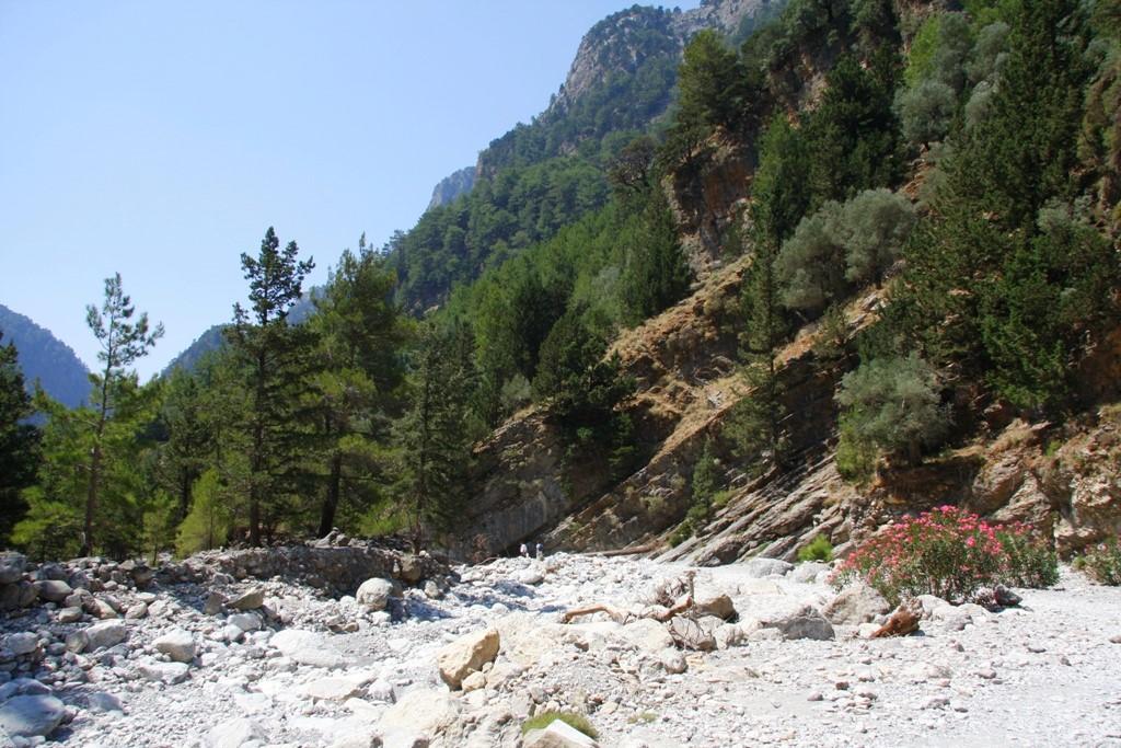 Samaria Gorge - Travel Guide for Island Crete, Greece