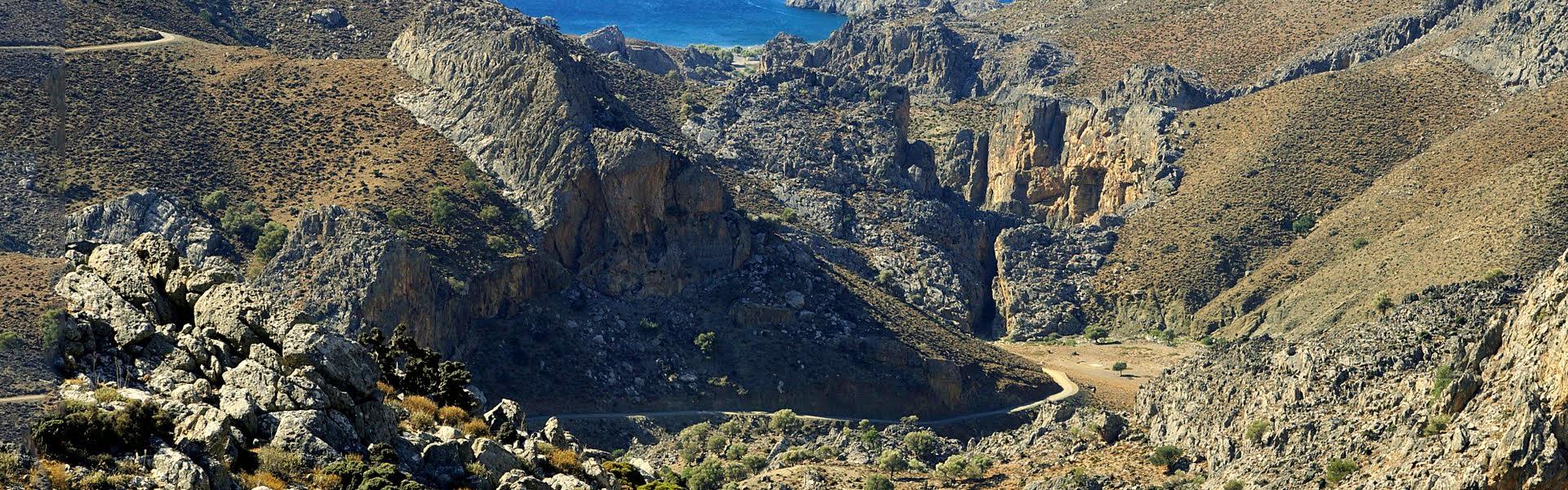 Tripiti Gorge by Lendas