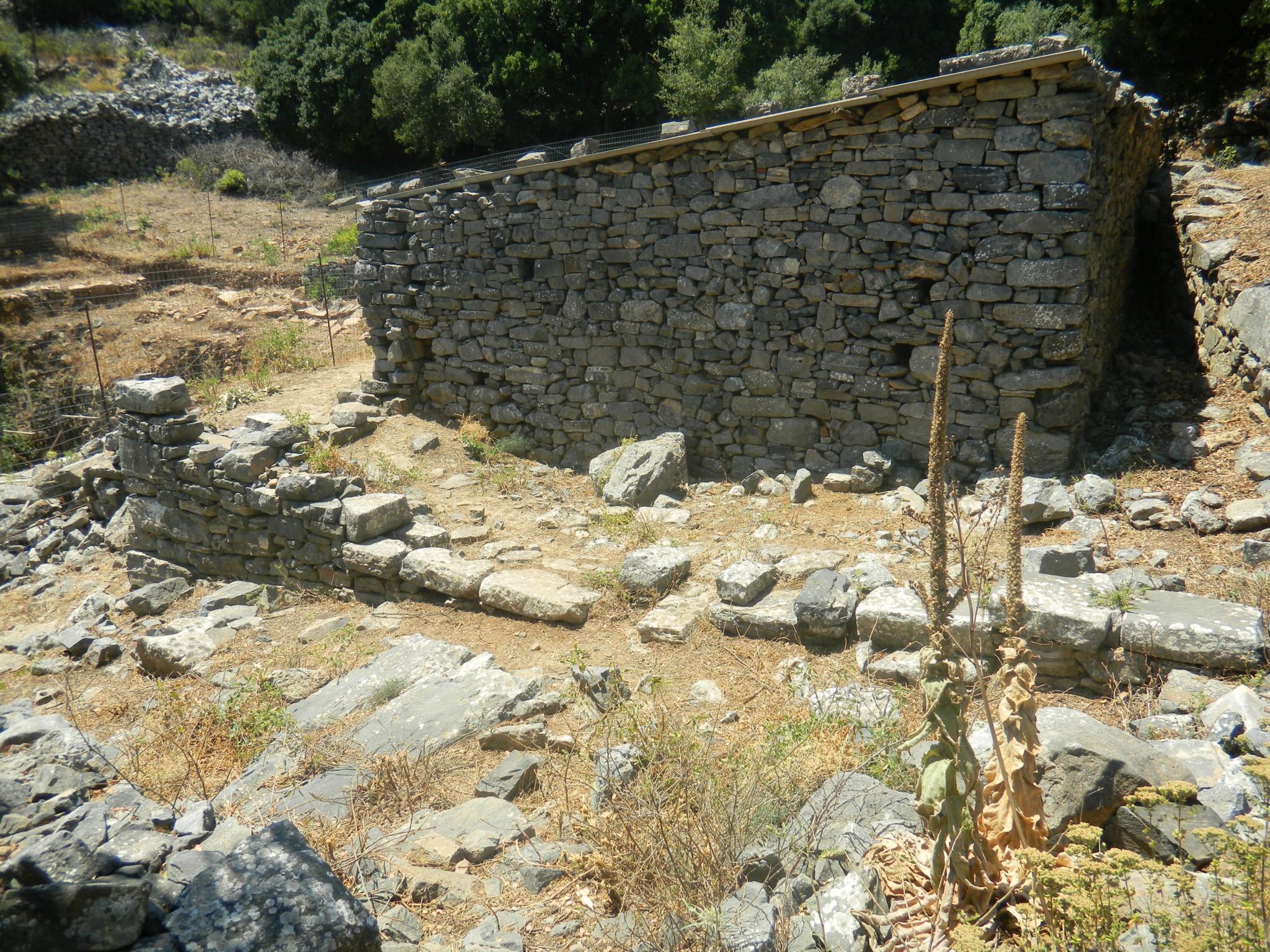 Λατσίδα - Δρήρος - Φουρνή