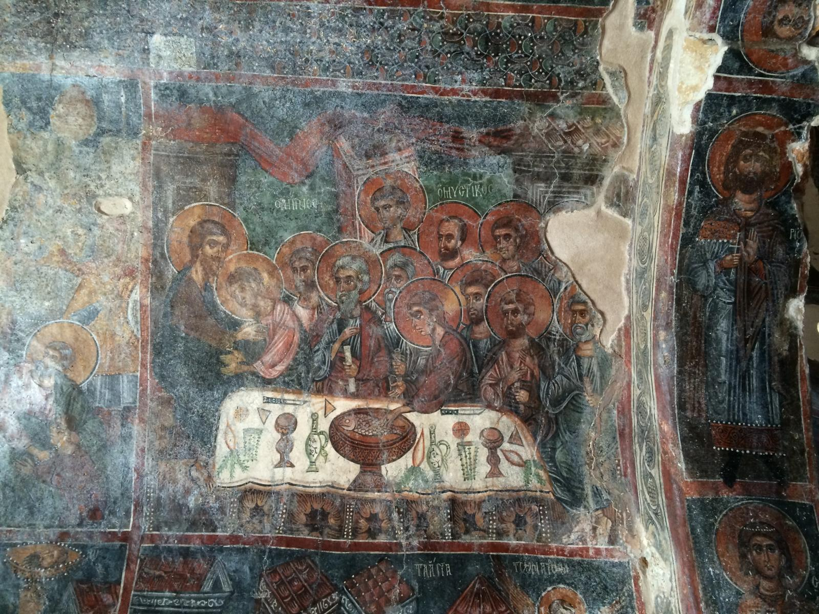 Panagia Kera, Kritsa - Travel Guide for Island Crete, Greece