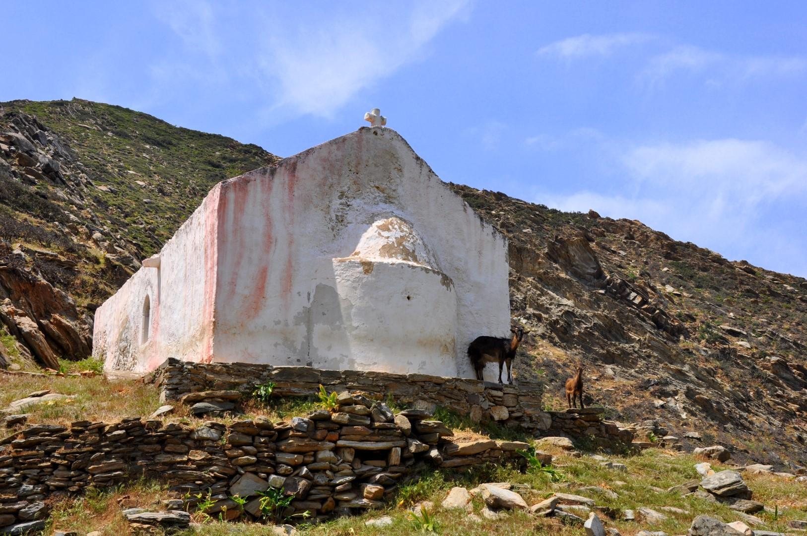 Saint Anthony Monastery Pera Galini