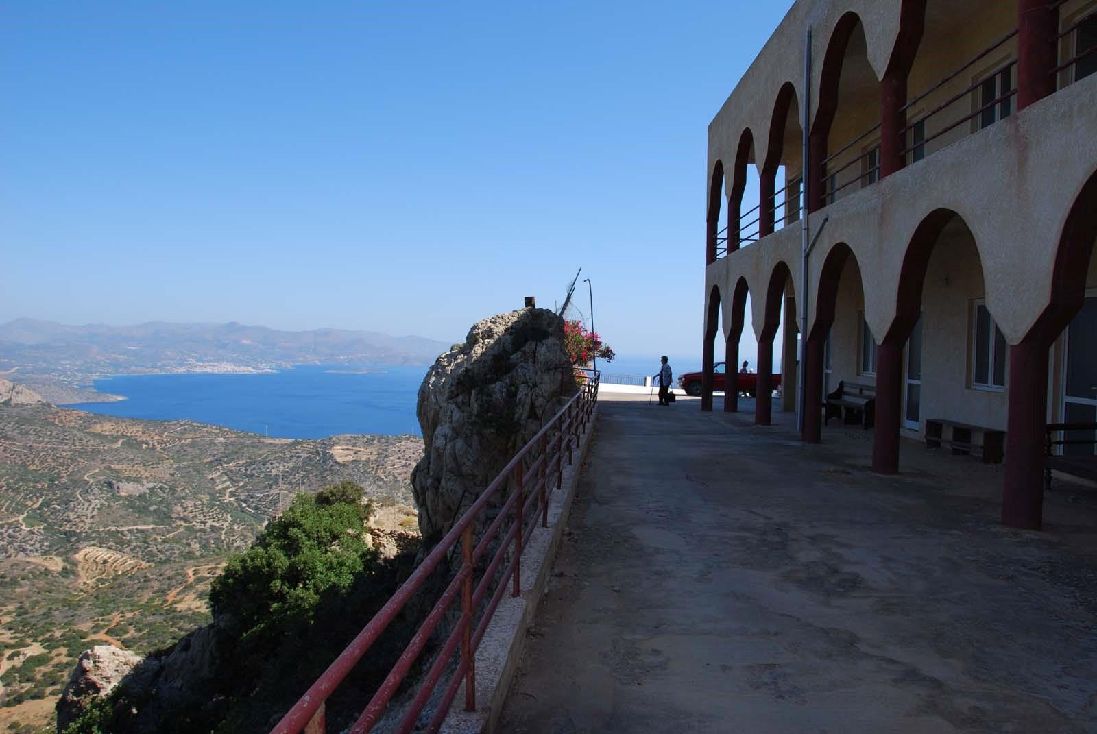 Faneromeni Monastery near Gournia