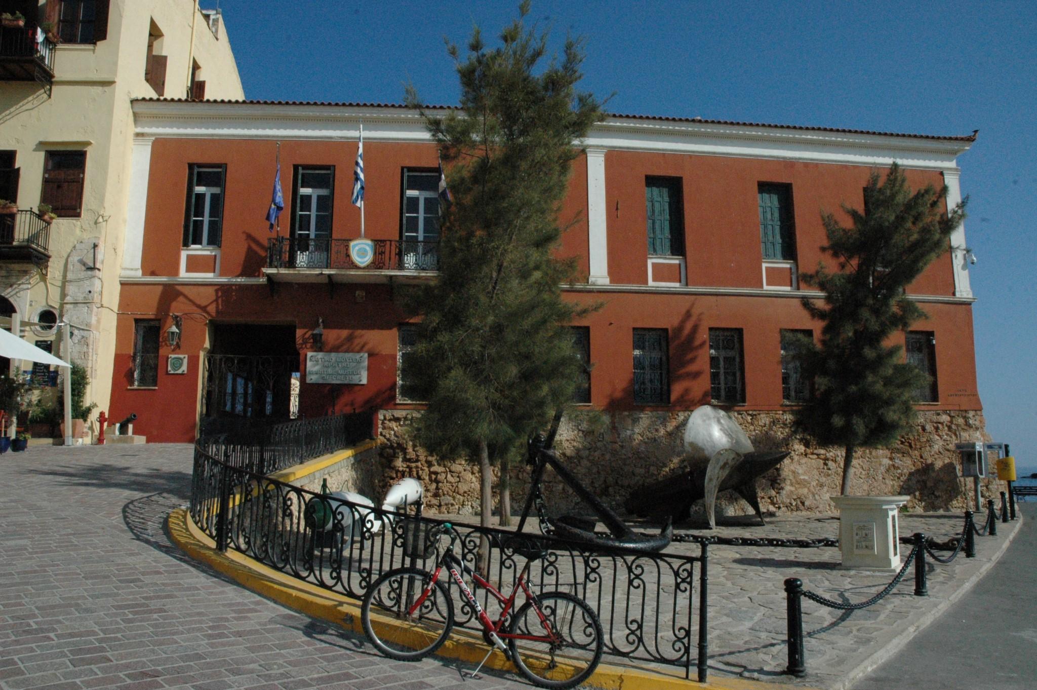 Maritime museum of Crete - Travel Guide for Island Crete ...