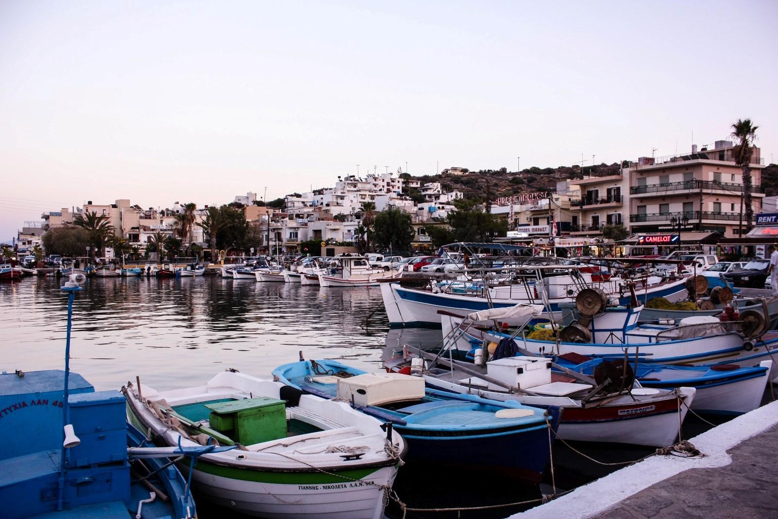 Travel Guide For Island Crete Greece 10 Picturesque Harbours Of Crete