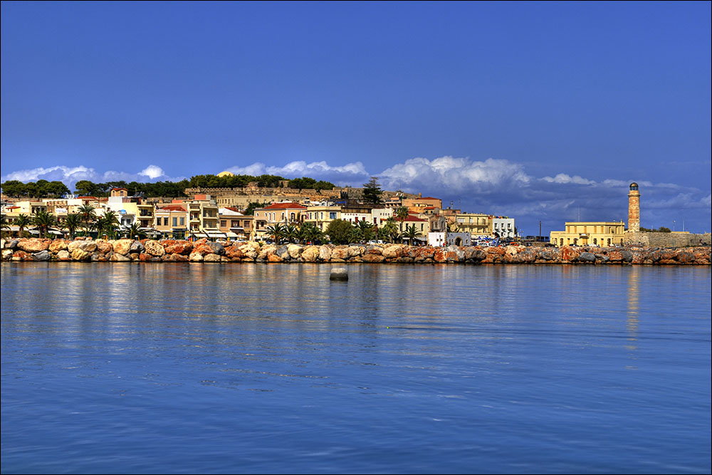 Venetian Harbor of Rethymnon - Travel Guide for Island ...