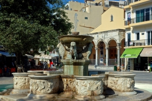 Heraklion Fountains
