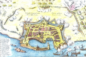 Chania History: The Castle of Chania