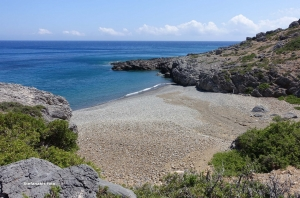 Asterousia Range beaches