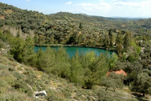 Zaros Lake (Votomos)