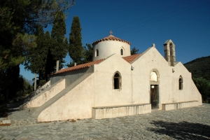 Panagia Kera church at Kritsa