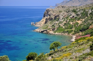 Agios Vasilios and Skotini beaches