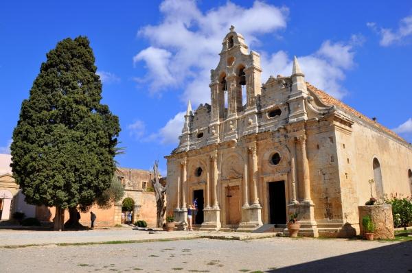 ????Travel Guide for Island Crete ?????, Greece? - Arkadi Monastery