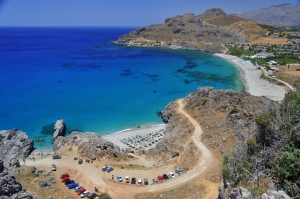Ammoudi beaches, Plakias