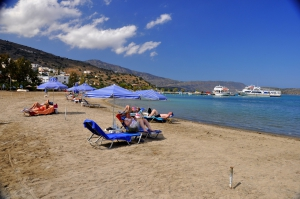 Elounda beaches