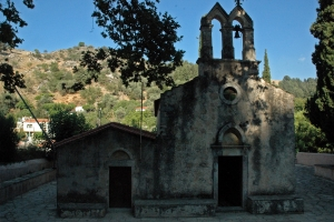Church of Saint George at Therisso