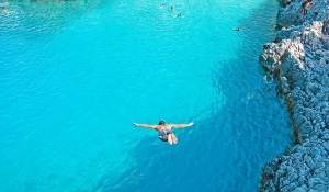 Best Cliff Diving spots in Crete