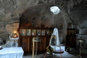 The catacomb of Saint Anthony at Giouchtas
