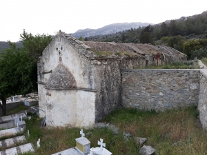 Panagia Church at Metaxochori