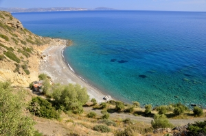 Agios Georgios beaches