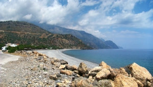 Sougia Beach, Selino