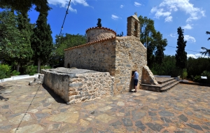 Church of Saint Nicholas at Agios Nikolaos (Ormos)