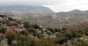 Livadi Plateau at Kroussonas