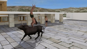 3D tour of Knossos