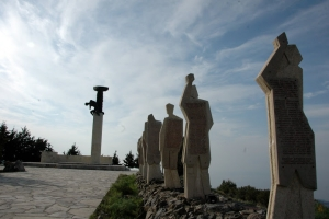 Monument and Museum of German Attrocities in Viannos